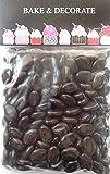 Bake & Decorate - 100gr Mini Plain Chocolate Mochabeans