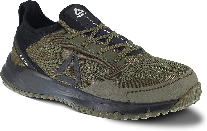 Reebok Work Men's All Terrain Safety Toe Trail Running Work Shoe: Shoes