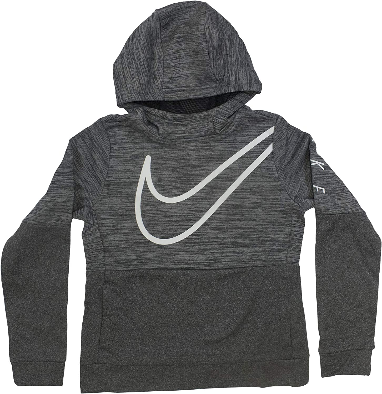 Nike Girl's Graphic Training Pullover Hoodie