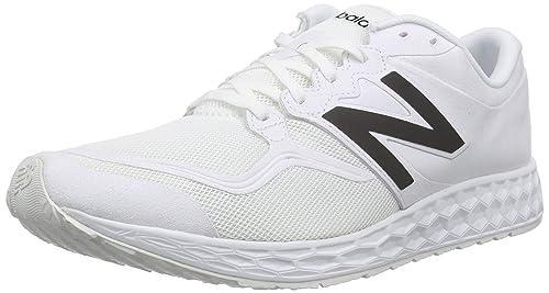 Sonderteil Suche nach Beamten billigsten Verkauf New Balance Mens Ml 1980 Wb, Running White Size 40: Amazon ...