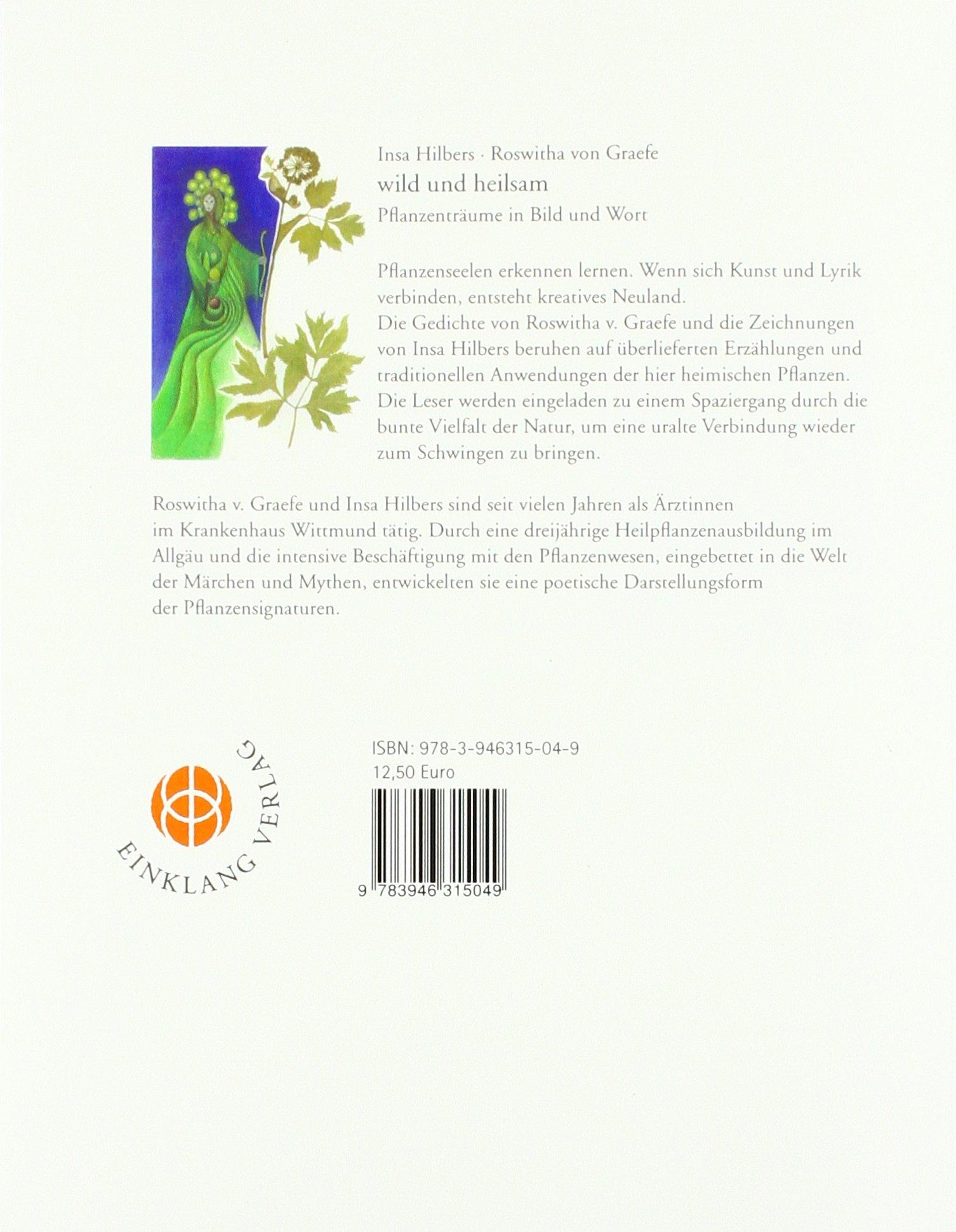 wild und heilsam: 9783946315049: Amazon.com: Books
