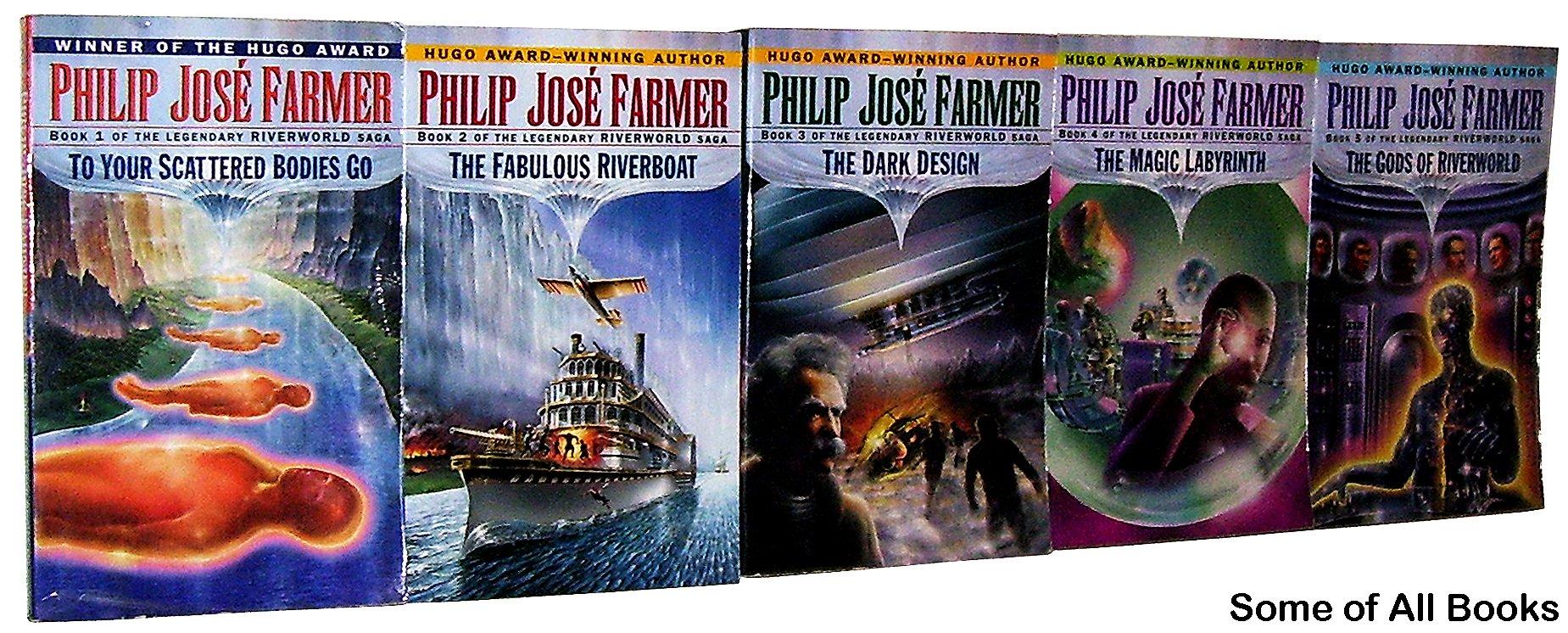 The Complete Riverworld Novels (Riverworld Series): Philip Jose Farmer:  Amazon.com: Books