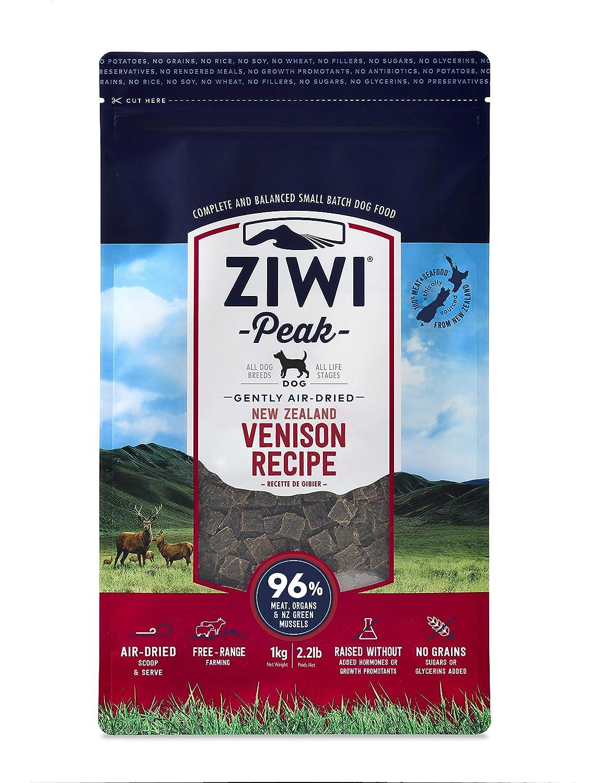 Ziwi Peak Alimento Deshidratado para Perro, Sabor Venado ...
