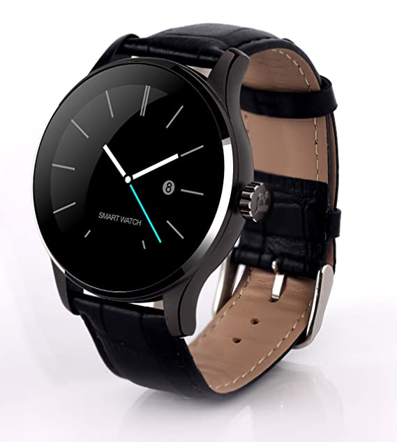 Reloj inteligente RG K88H con Bluetooth, control de cámara a ...