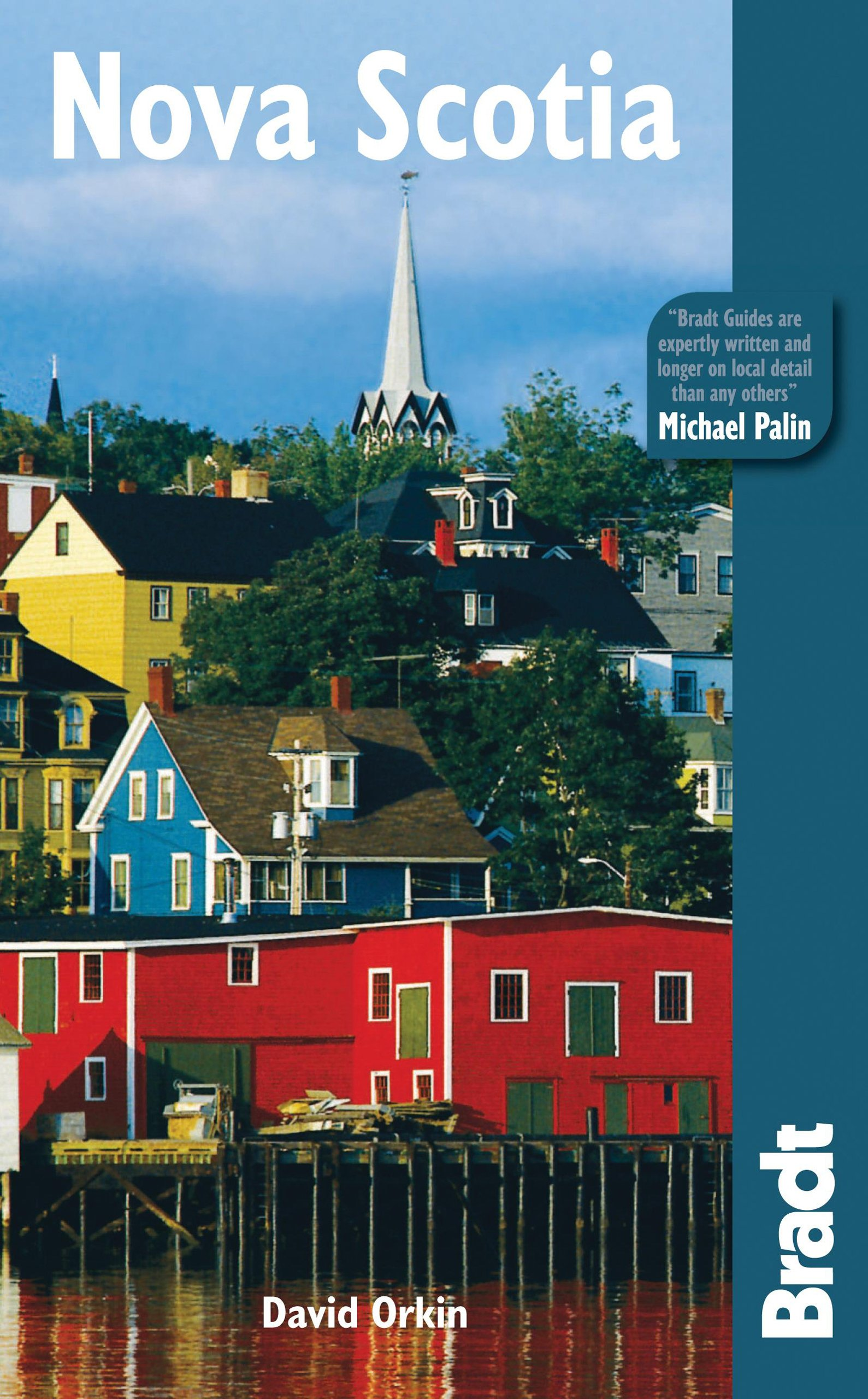 Download Nova Scotia (Bradt Travel Guide) pdf