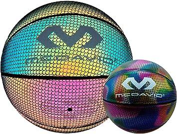 Amazon.com: McDavid - Balón de baloncesto Agarre suave ...