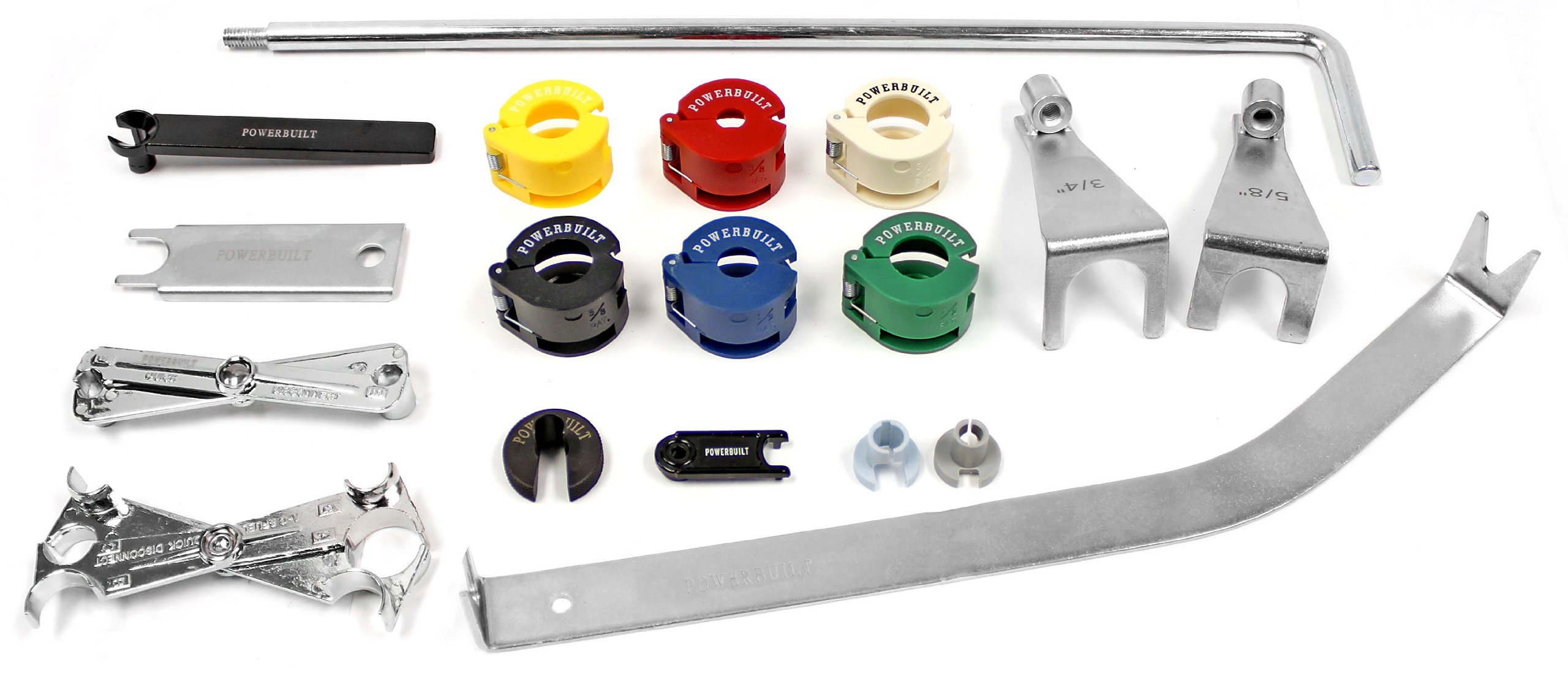 Powerbuilt Master Disconnect Kit For Ford, GM and Chrysler Vehicles, 648727 by Powerbuillt (Image #3)