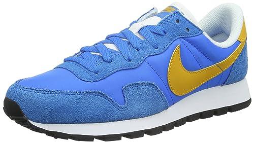 Nike Air Pegasus 83 827921417 Color Blue Yellow Size 7 5