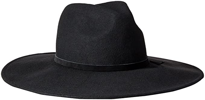 Goorin Bros. Women s Queen of Knives Wool Felt Wide Brim Fedora Hat ... 83de5b11b451