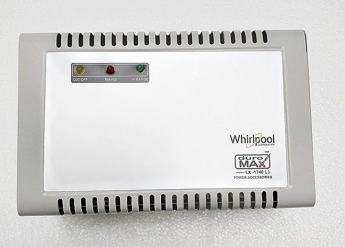 Whirlpool Duro Max   AC  1.5T  Voltage Stabilizer  Aluminium/170 V   270 V  by PV Enterprises