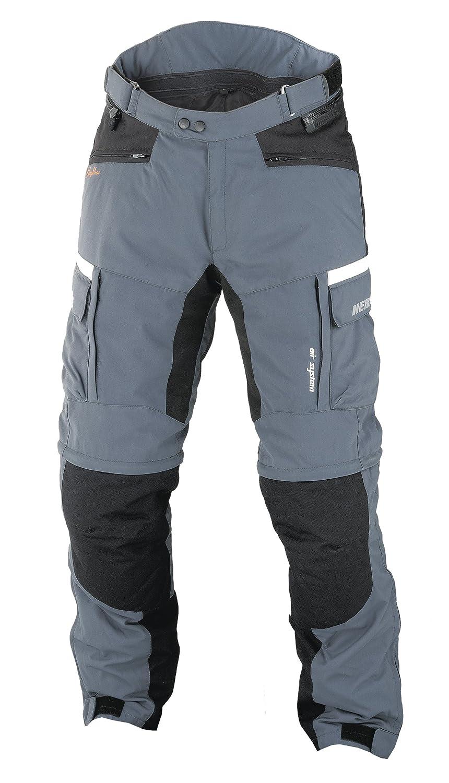 Nerve G-Drive Touring Pantalones de Moto Gris Claro//Blanco S