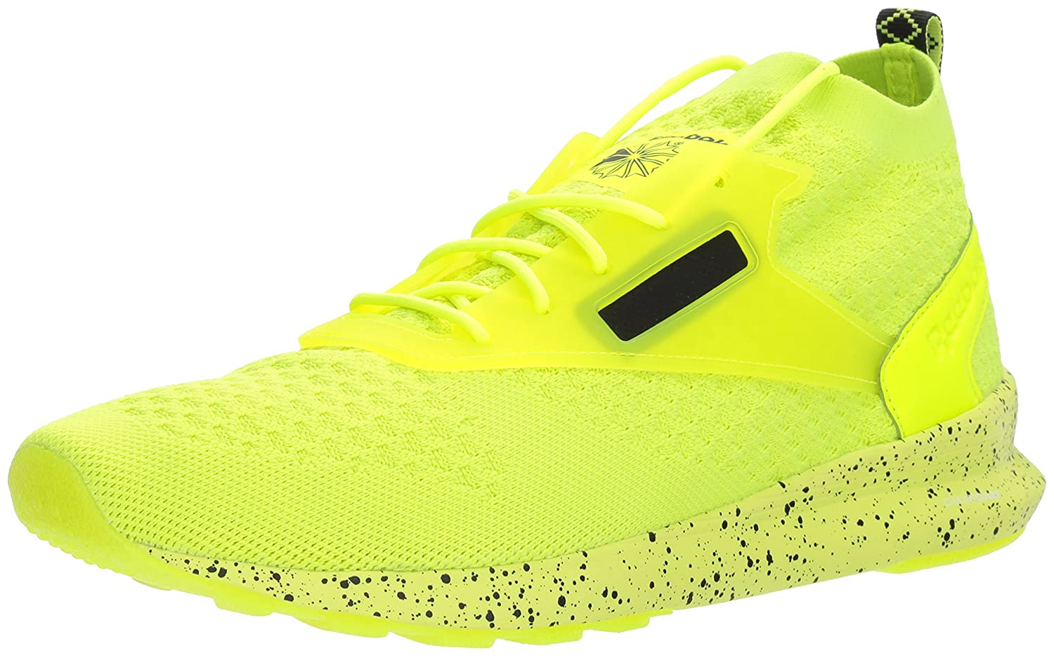 [リーボック] US スニーカー D(M) ZOKU RUNNER HM B0747VP5FY 7 Solar Yellow/Black/White 7 D(M) US 7 D(M) US|Solar Yellow/Black/White, 美容理容サロン用品の理美通:7822239b --- smtp2.ferraridentalclinic.com.lb