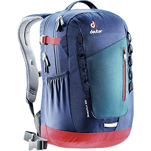 Deuter Step out 22 Mochila Urbana, Unisex Adulto, Azul (Arctic/Navy)