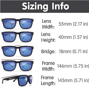 Amazon.com: Skog Å Kust - Gafas de sol polarizadas para ...