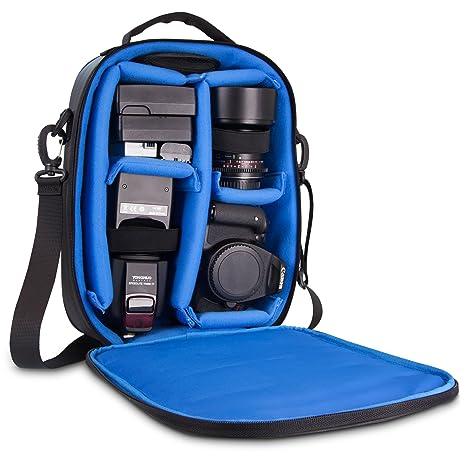 Amazon.com: Naztech Bolsa para cámara con mochila modular ...