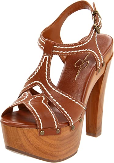 272cf5381e46 Jessica Simpson Women s Wenda Ankle-Strap Sandal