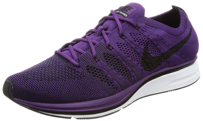Nike Unisex-Erwachsene Flyknit Trainer Gymnastikschuhe  40 EU|Violett (Night Purpleblackwhite)