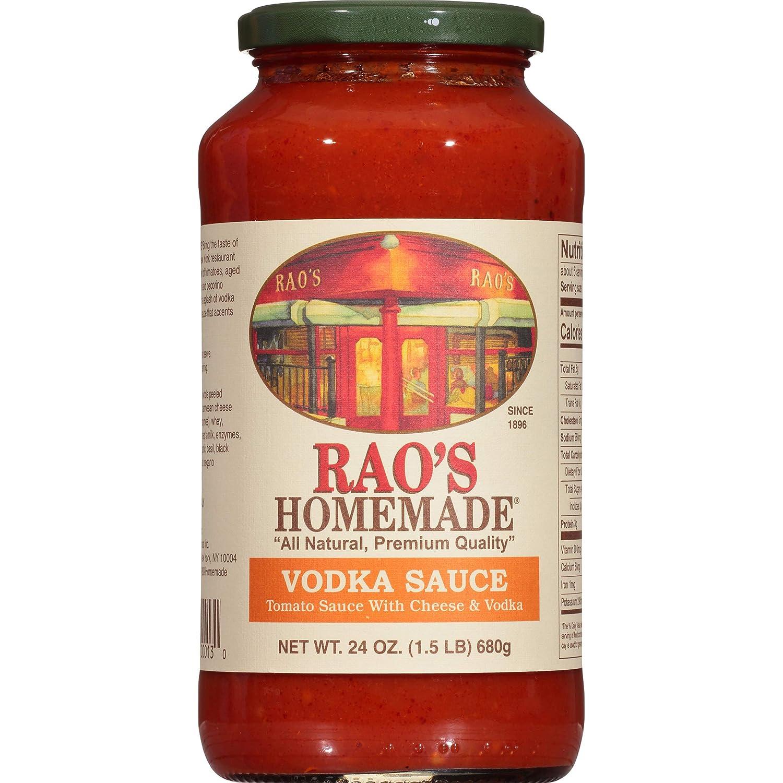 Rao's Homemade Vodka Sauce, 24 Oz Jar, 6 Pack