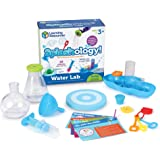 Learning Resources Splashology! Water Lab Science Kit, STEM Playtime, Water Activities, 19 Pieces, Ages 3+