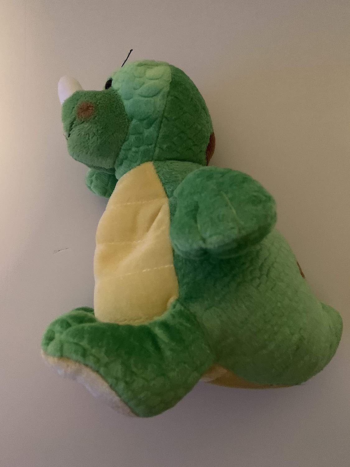 sensory toy weighted stuffed animal WEIGHTED PLUSH DINOSAUR with 2 lbs