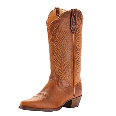 ARIAT Women's Round Up Johanna Western Boot | Boots