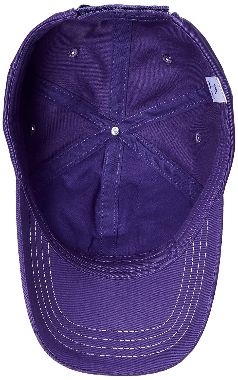 f70353b6c07b5 Amazon.com  Ford Genuine Mustang Women s Ladies Sequin Pony Purple Baseball  Cap Hat  Sports   Outdoors