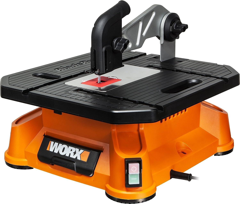 Worx WX572 - Mesa de corte multifunción BladeRunner® 650W: Amazon ...