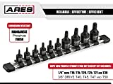 ARES 70610-10-Piece Low Profile Impact Stubby