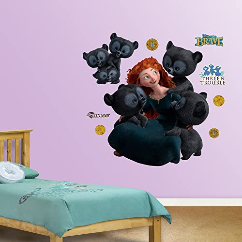 Merida and the Cubs