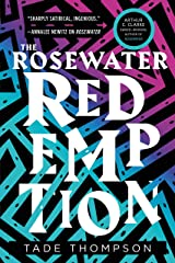 The Rosewater Redemption (The Wormwood Trilogy Book 3) Kindle Edition