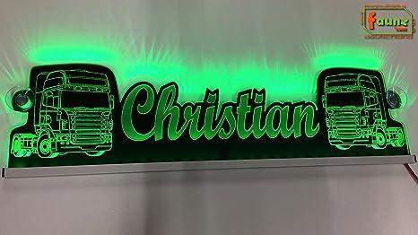 Grande LED Camiones