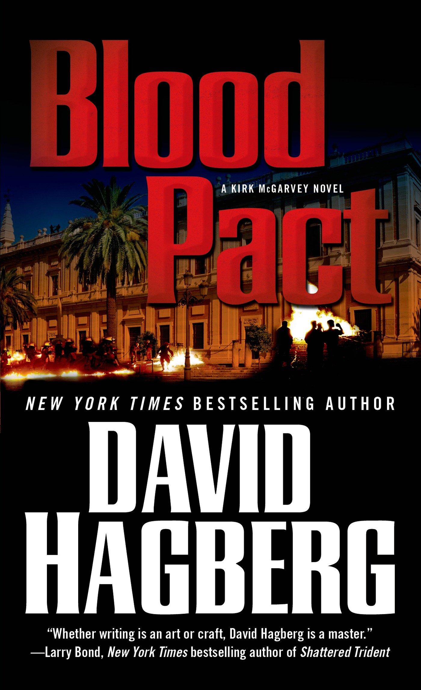 Download Blood Pact: A Kirk McGarvey Novel pdf epub