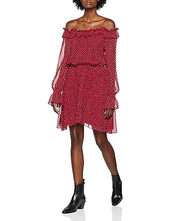 b206a75a96 Liu Jo Nina Robe Femme: Amazon.fr: Vêtements et accessoires
