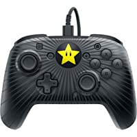 PDP Nintendo Switch Faceoff Super Mario Star Wired Pro Controller - Standard Edition
