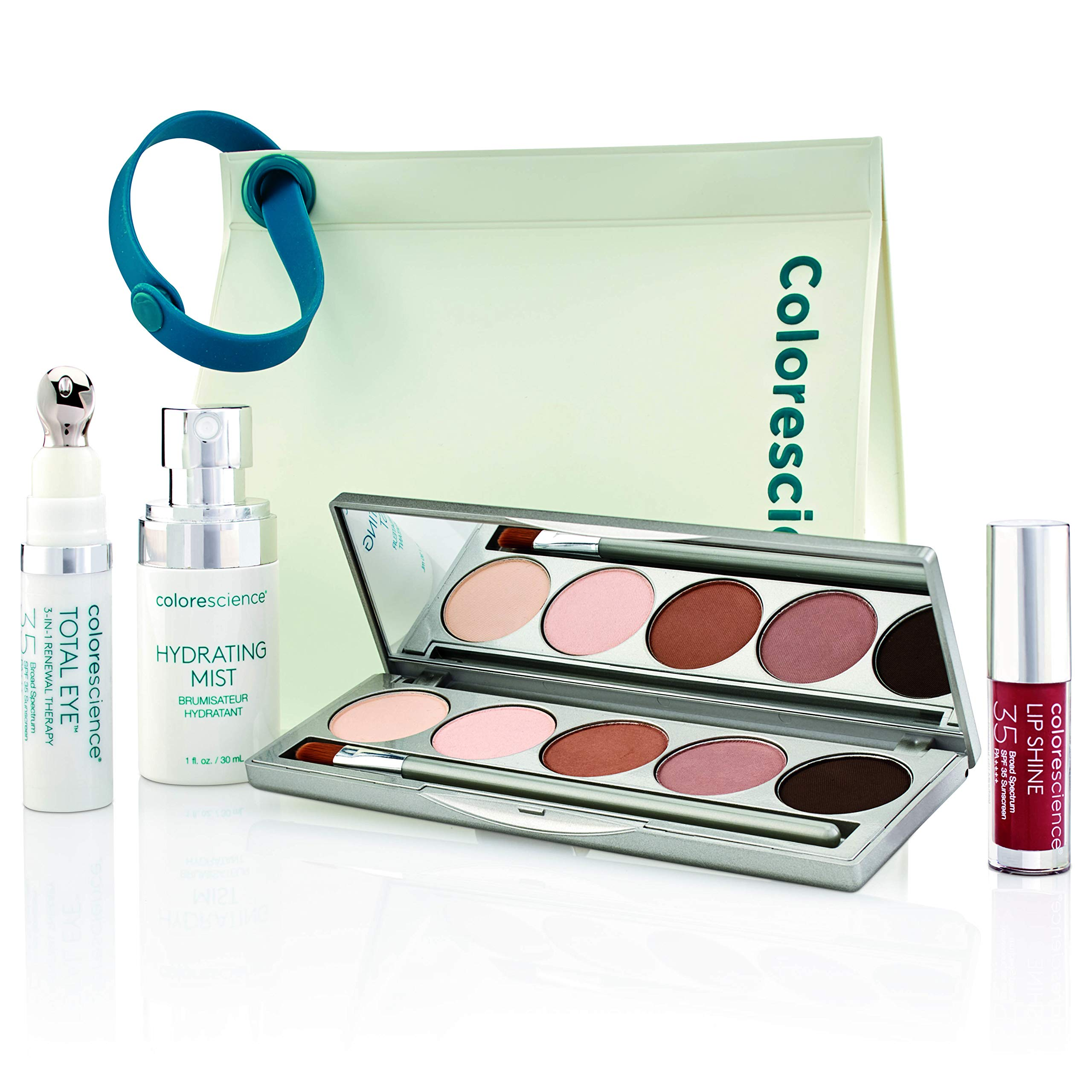 Colorescience Refresh and Renew Kit, 1.61 oz by Colorescience (Image #1)
