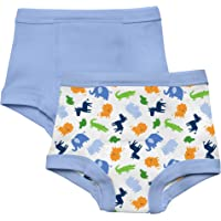i play. Green Sprouts Unisex Baby/Toddler Training 2 Pack Underwear, Blue, 3T