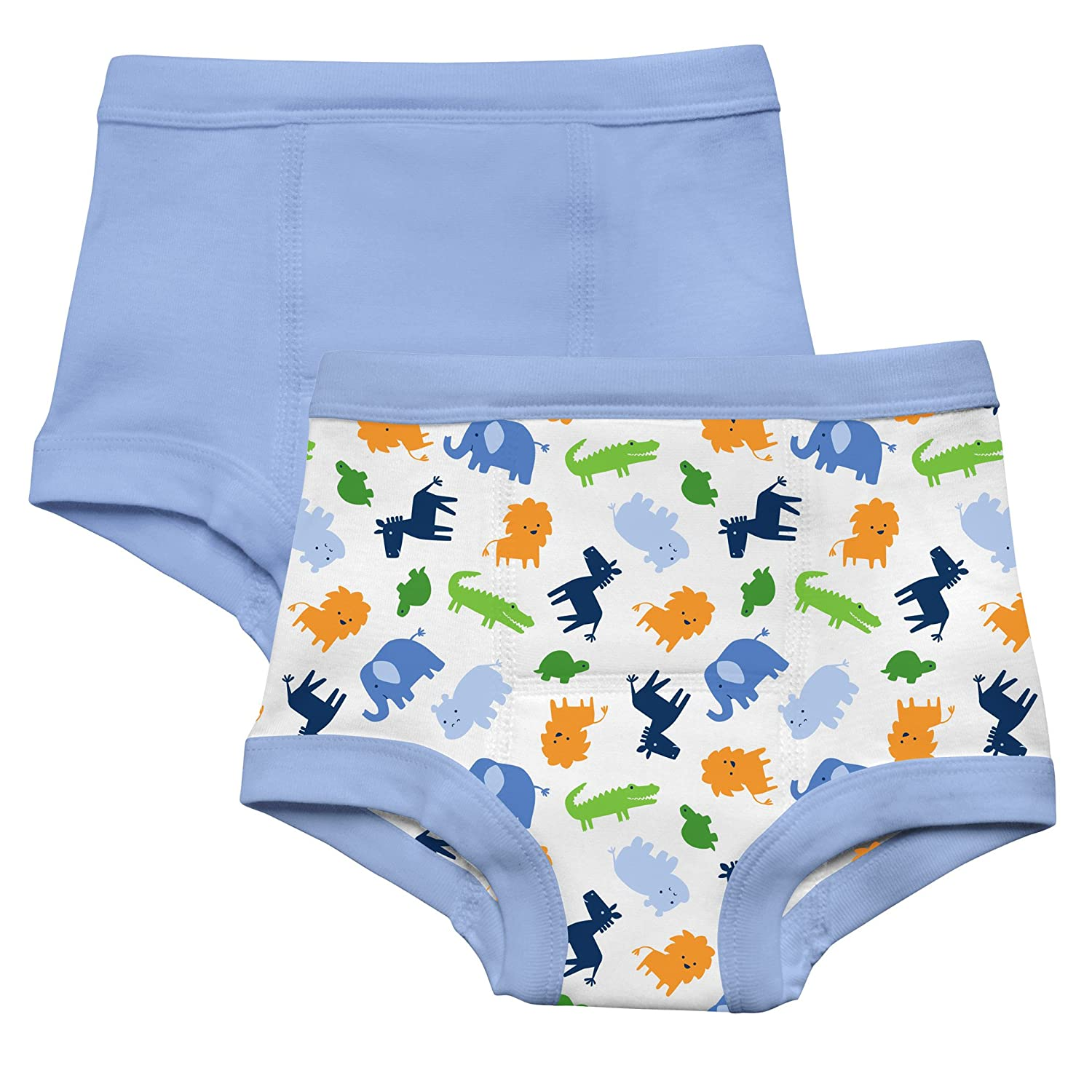 green sprouts by i play. Training Underwear, 2 Pack 107185unisex-baby
