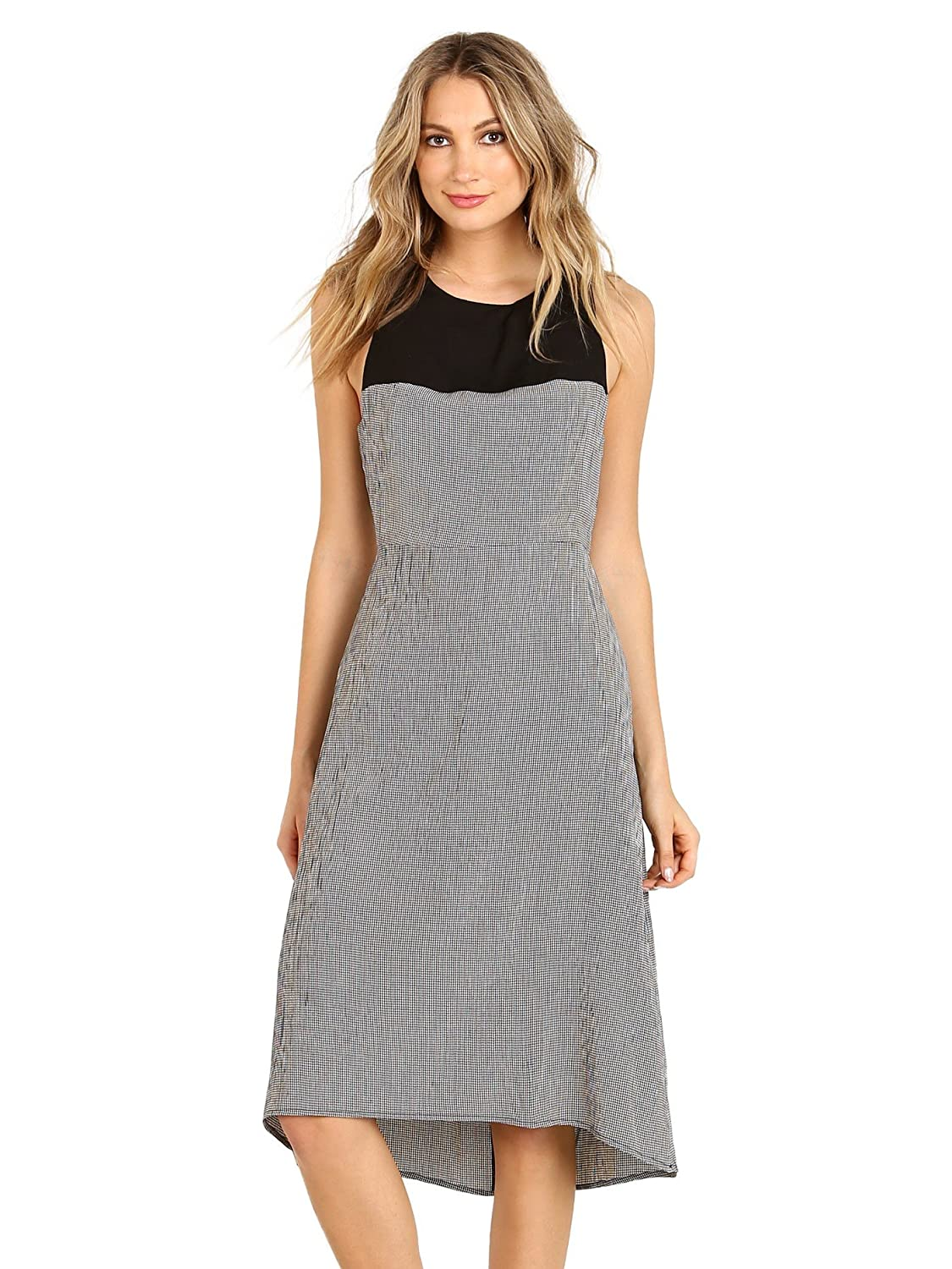dca992b88c Christy Dawn The Forrest Dress Black   White at Amazon Women s Clothing  store