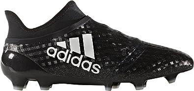 adidas X 16+ Pure Chaos FG Crampons de Foot NoirBlanc