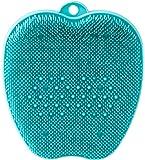 tone フットブラシ お風呂で使える角質ケアブラシ グリーン TR-15