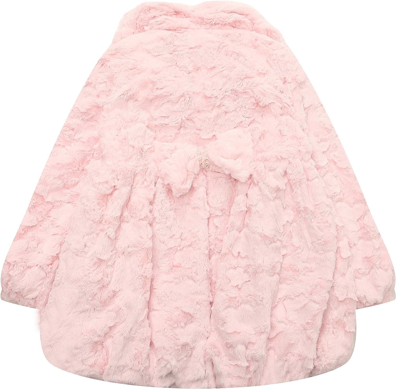 Richie House Girls Lovely Coat with Short Fleece RH1472