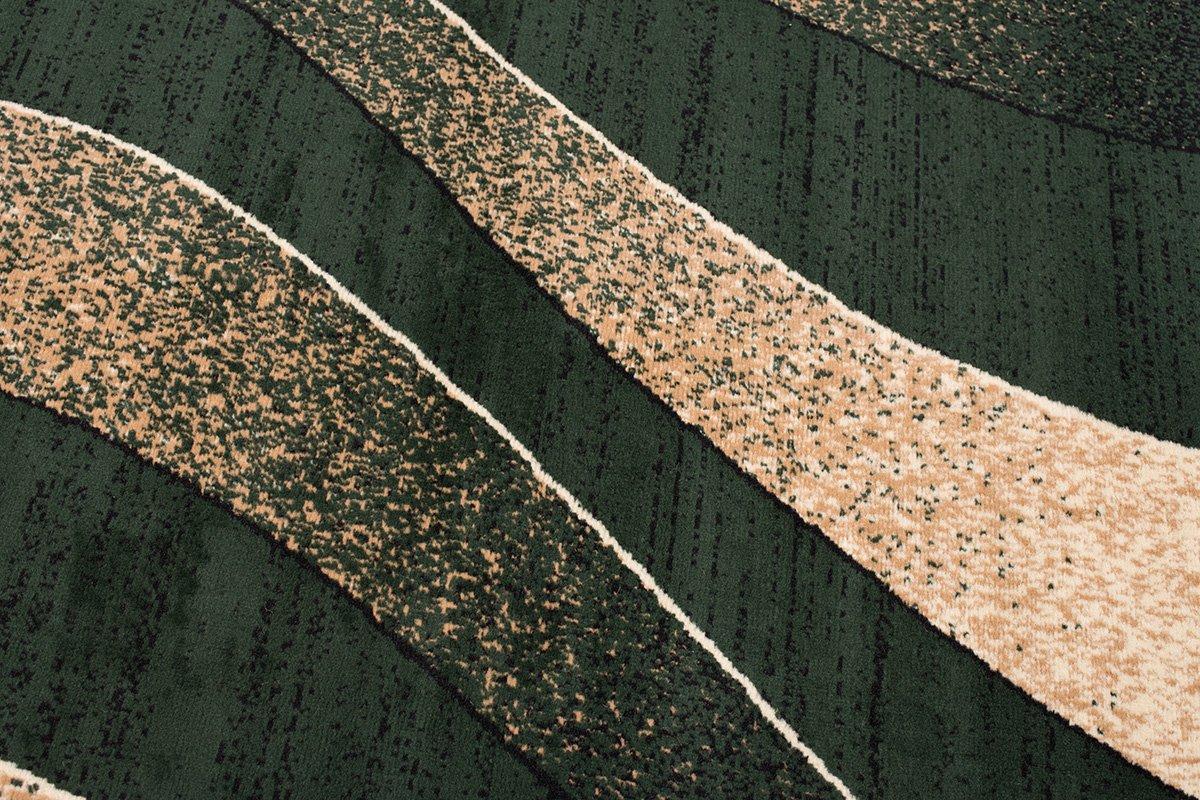 Tapiso Dream Teppich Teppich Teppich Wohnzimmer Modern Wellen Streifen Rot Creme Leicht Meliert Schlafzimmer Esszimmer Gästezimmer ÖKOTEX 220 x 300 cm B07HL28SK6 Teppiche 16451b