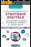 Strategia digitale: Comunicare in modo efficace su internet e i social media