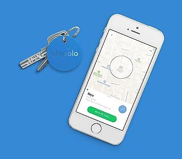 Chipolo Nueva Classic 2.0 Smart llavero Teléfono Bluetooth ...