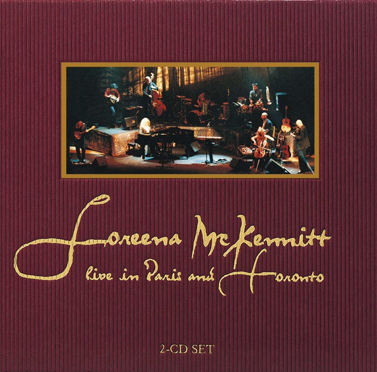 Live In Paris And Toronto -Loreena McKennitt QRCD 108: Loreena McKennitt: Amazon.es: Música