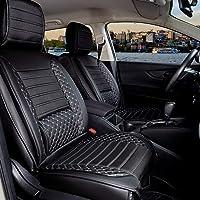 Little Yi Enfermera Estetoscopio Fundas de asiento de coche universal Protectores de asientos delanteros