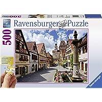 Ravensburger 136070 Puzzel Rothenburg, Duitsland - Legpuzzel - 500 Stukjes