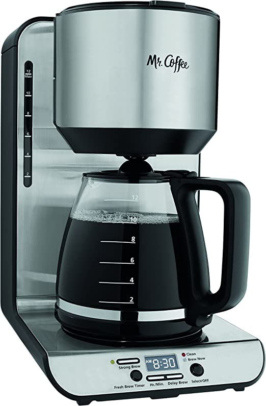 Amazon.com: Mr. Coffee BVMC-FBX39 - Cafetera programable (12 ...
