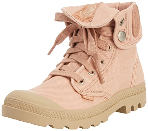 Palladium BAGGY~SALMON PINK/PUTTY~M Baggy-W - Botines Desert de