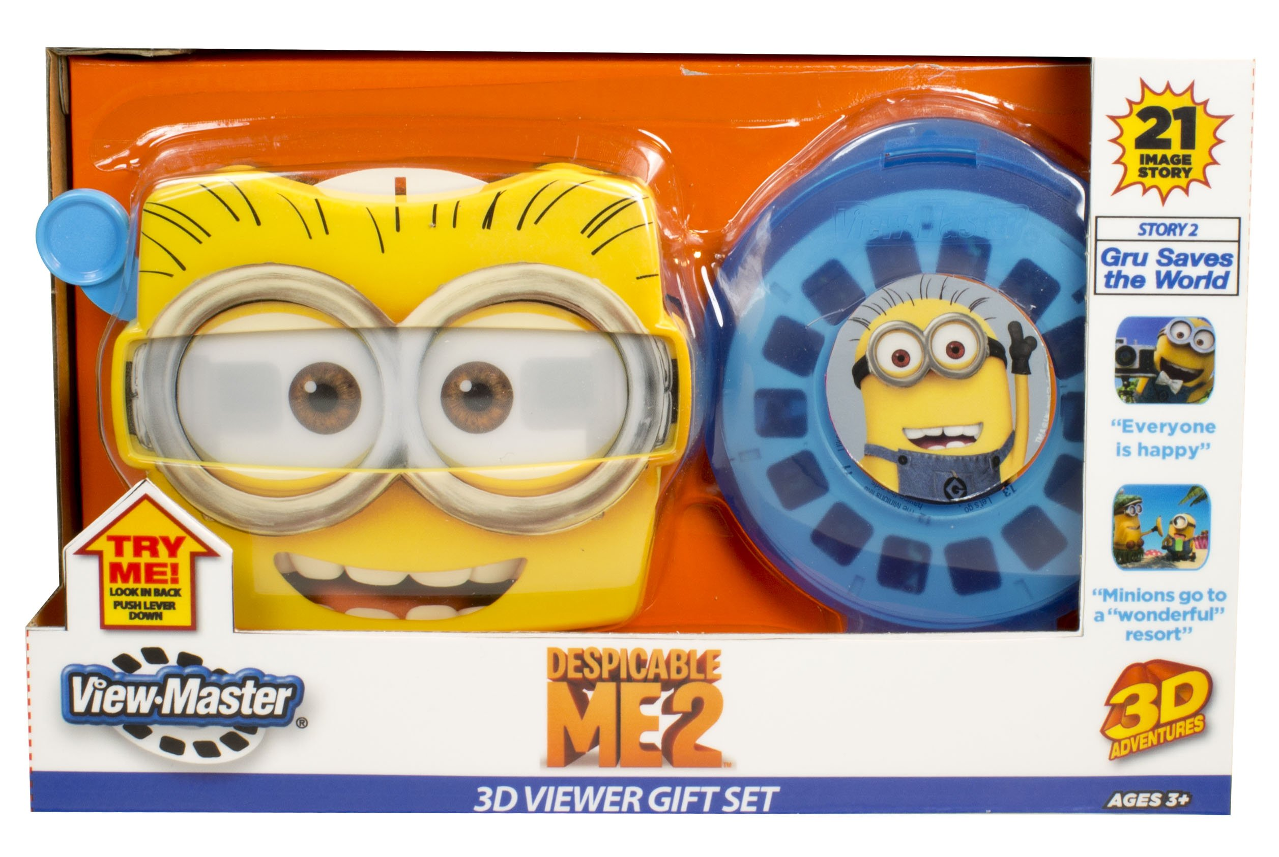Basic Fun ViewMaster - Despicable Me Gift Set (Story 2)